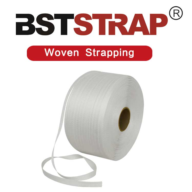 Industrial Textile Woven Cord Strapping